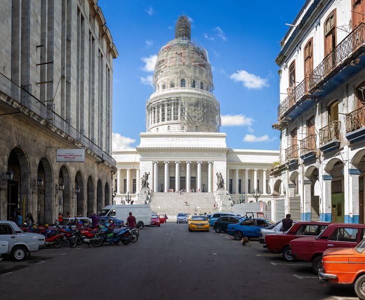 El Capitolio (Havana, Cuba 2019)