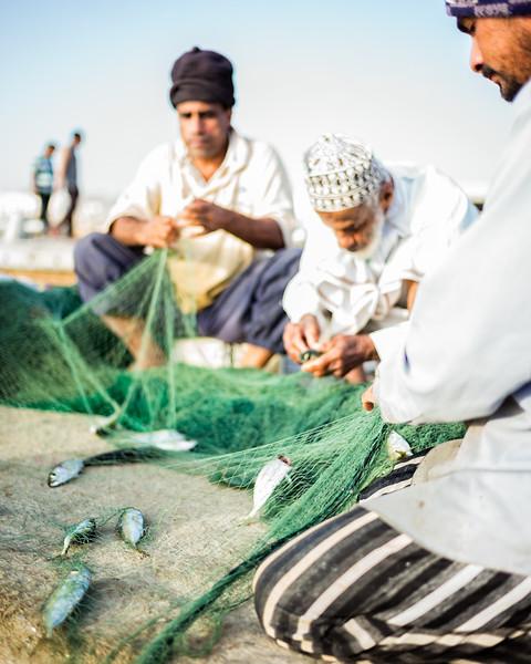 Muttrah Fish Souq (Muscat, Oman 2017)