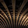 The arches of Blackfriars Railway Bridge (London, United Kingdom 2018)