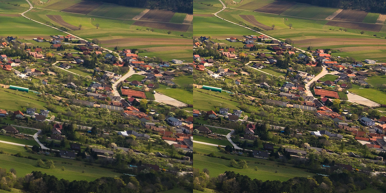Enhancing clarity using Topaz Gigapixel AI