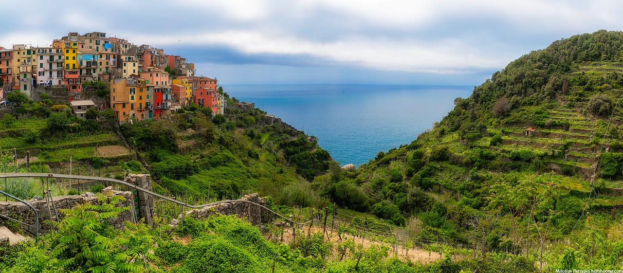 Top photography spots - Cinque Terre