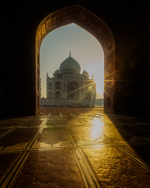 The Color of Love (Agra, India 2015)
