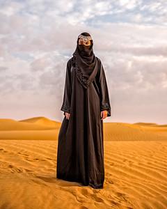 Desert Rose (Arabian Desert, United Arab Emirates 2017)
