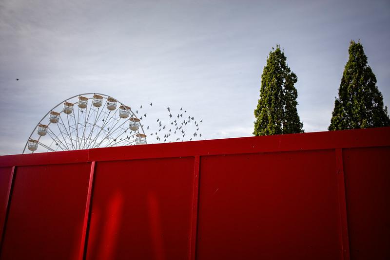 Behind the Wall (Southampton, United Kingdom 2018)