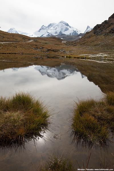 Schwarzsee reflection