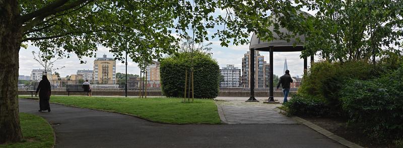 Sir John McDougall Gardens (London, United Kingdom 2020)