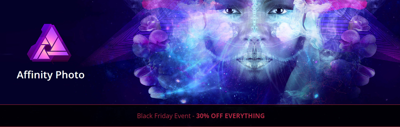Affinity Black Friday 2018