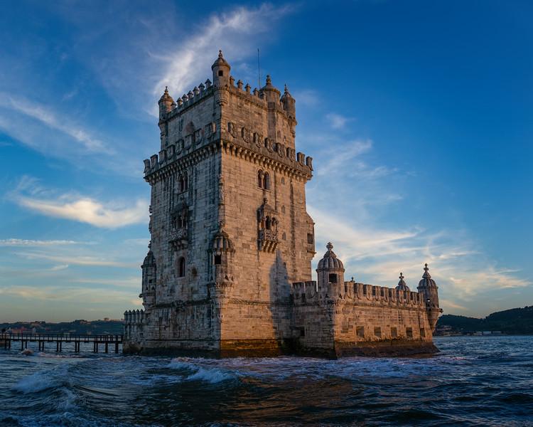 Torre de Belém (Lisbon, Portugal 2019)