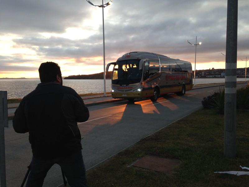 Buses Cruz Del Sur, nuevo cliente.