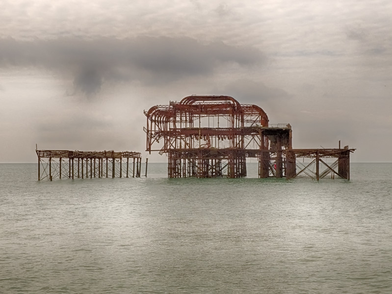West Pier - 150 Years Old