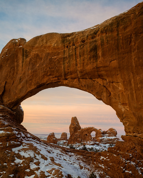 The Windows (Arches National Park, Utah 2021)