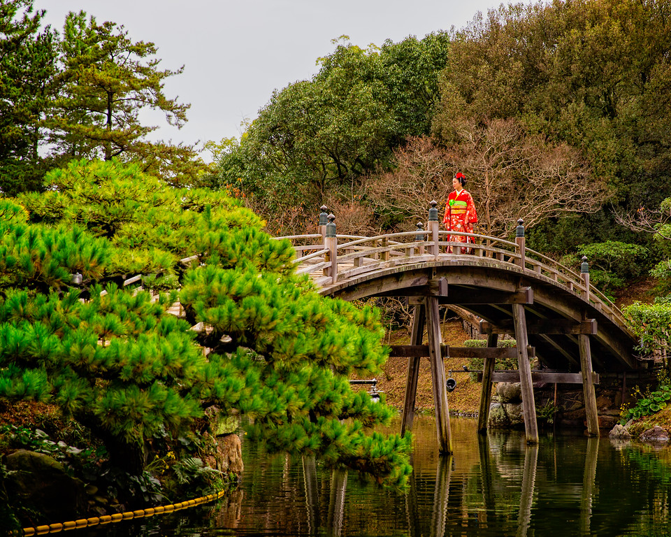 A leasurely stroll through Ritsurin Garden (Takamatsu, Japan 2015)