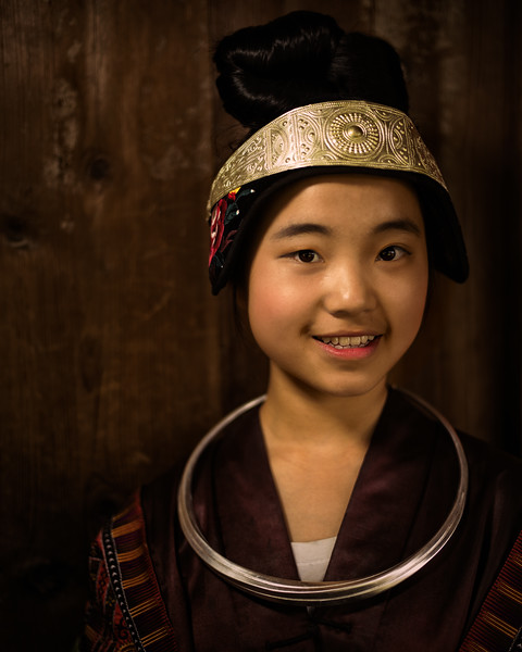 The Miao Girl (Guizhou, China 2016)