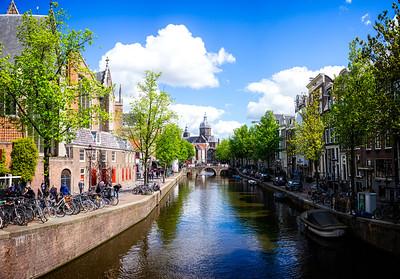 The Oude Kerk (Amsterdam, Netherlands 2019)