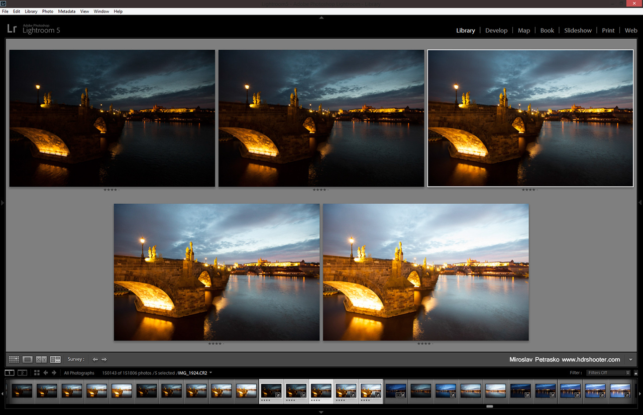 Why and when to take multiple exposures