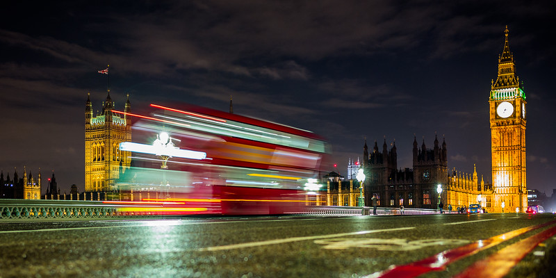 Westminster Bridge (London, United Kingdom 2016)