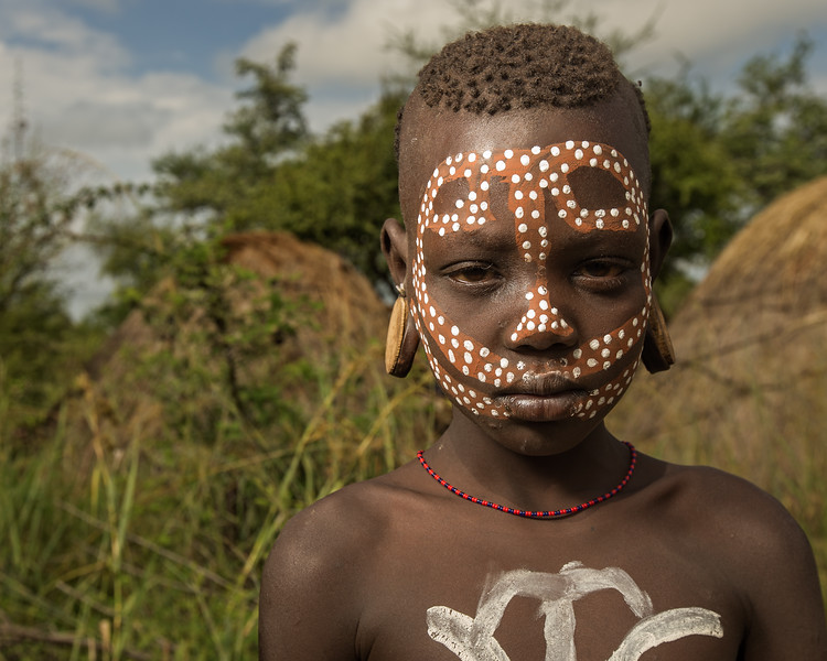 The Mursi Boy (Omo Valley, Ethiopia 2014)