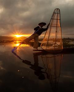 The Mystical Fishermen of Inle (Inle Lake, Myanmar 2013)