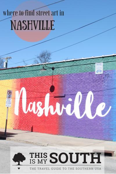 Nashville street art