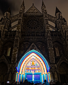 Lumiere London, a festival of lights (London, United Kingdom 2018)