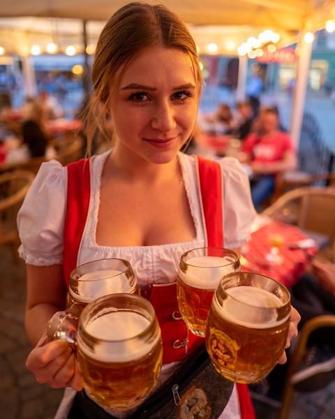 Czy pijesz piwo? Do you dink beer?  (Wroclaw, Poland 2019)
