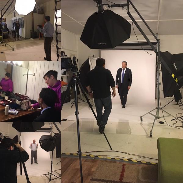 Fotografias de candidatos: Alcalde de Frutillar y concejales.