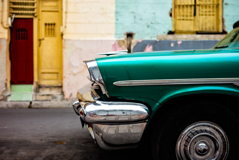 The Unstoppable Maquinas (Santiago de Cuba, Cuba 2018)
