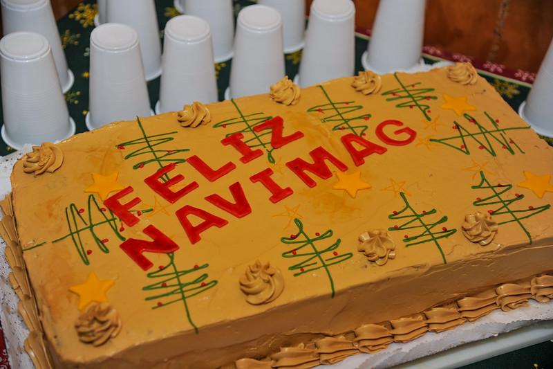 Cobertura de Eventos: Evento fin de año Navimag