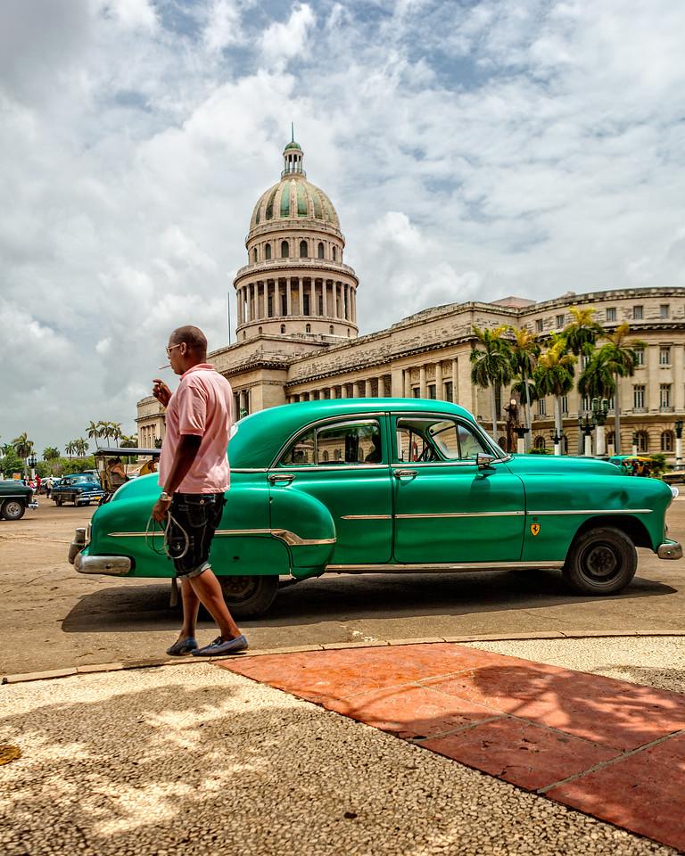 El Capitolio (Havana, Cuba 2012)