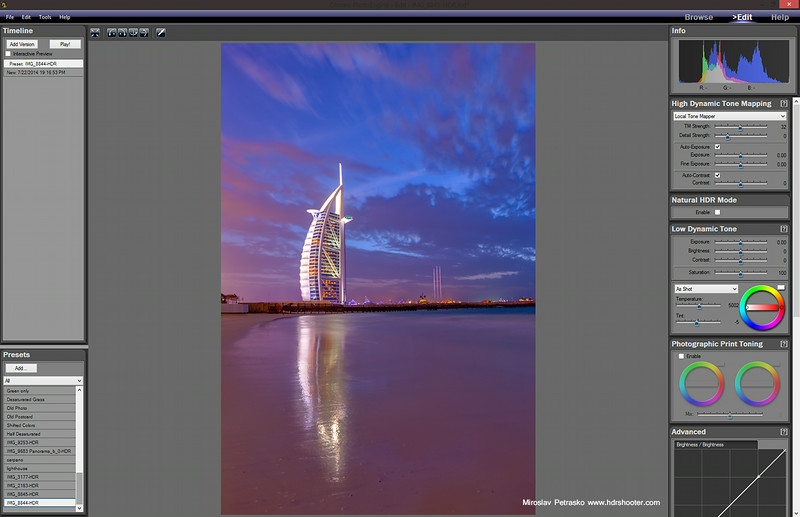 Photoengine tips