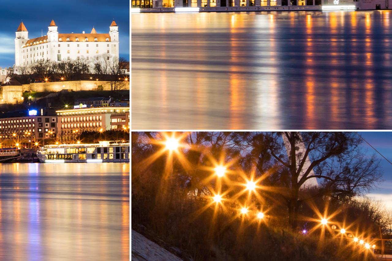 Down by the river, Bratislava, Slovakia, Danube