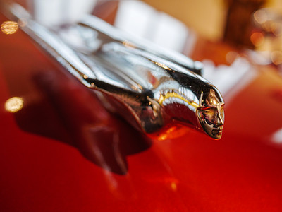 Flying Lady - Cadillac Hood Ornament