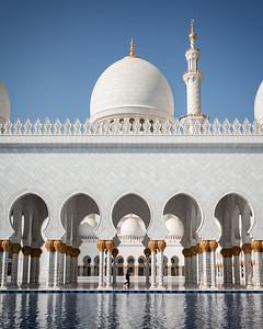 Sheikh Zayed Grand Mosque (Abu Dhabi, United Arab Emirates 2017)