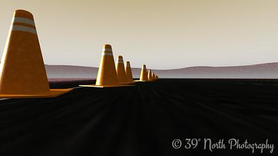 Cones by Bryan V.