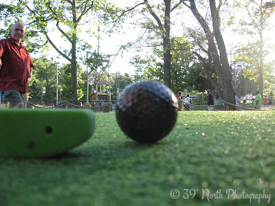 View from the Tee by Beth B.