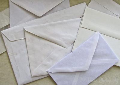Envelopes by Mikki K.