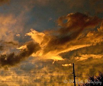 Eagle Cloud by Mikki K.