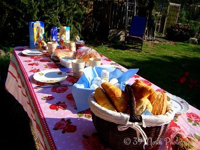 Easter breakfast by Annet H.