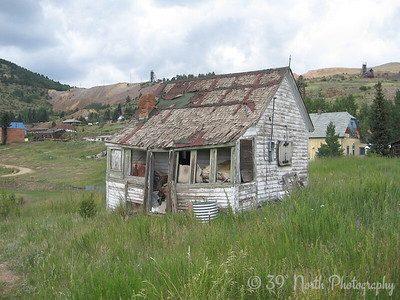 Family Homestead - Victor, CO by Betty S.
