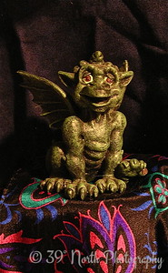 MY LITTLE GARGOYLE by Mikki K.