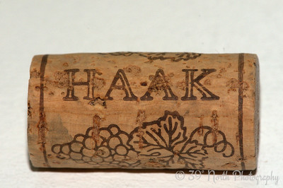 Haak Wine Cork by Laurie H.