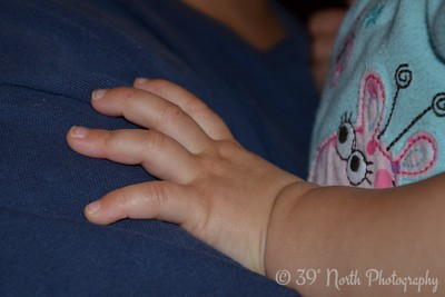 Hand by Angie K.