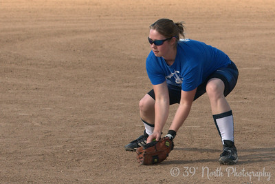 Infielder by Laurie H.