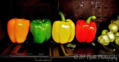 Perfect Peppers by Mikki K.