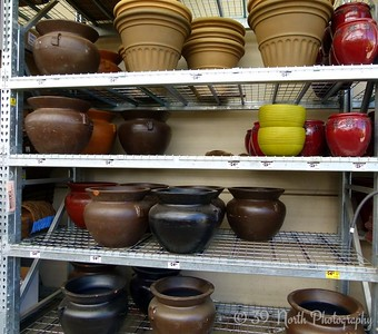 Pots by Norma H.