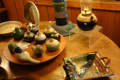 P is for Pottery Store by Barb K.