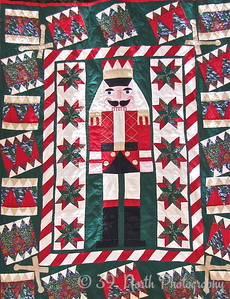 The Christmas Quilt by Mikki