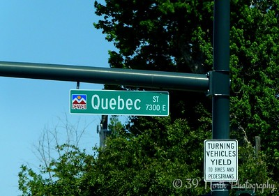 Quebec St. by Norma
