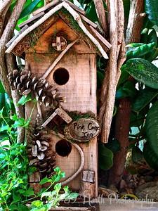 A Quaint Little House by Mikki