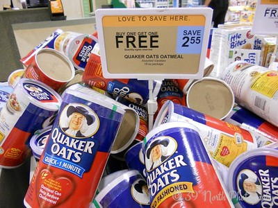 Quaker's on Sale by Dave
